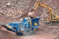 tractor mounted rock crusher uk - Gold Ore Crusher
