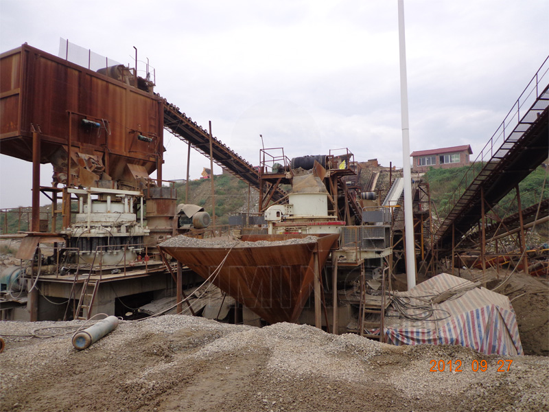 Solution for mining industry - Crushers manufacturer Zenith ...